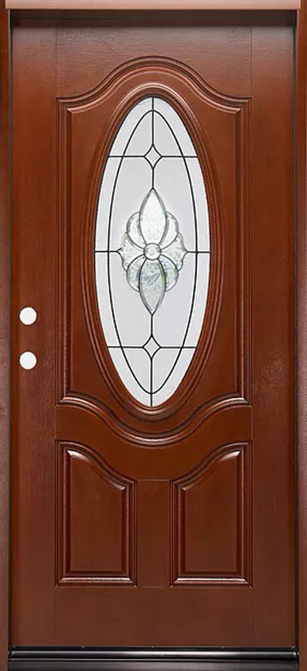 Historical Elegance Fiberglass 3 0 Entry Door By Products Direct