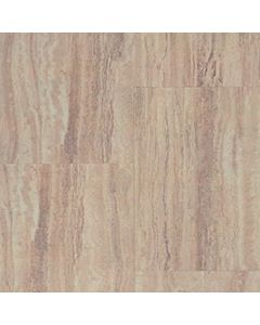 Travertine Chiampo floor by USFloors® from the Cork Canvas Collection -Digitally Enhanced Cork - Locking Floating Floor
