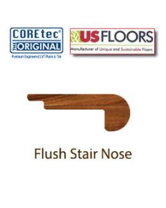 Flush Stair Nose Molding for 50LVP201 Gold Coast Acacia by US Floors.