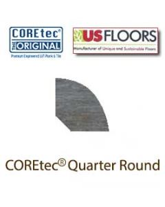 "Hampden Oak Quarter Round Molding for 50LVP602 | Hampden Oak COREtec 5"" Collection by US Floors"