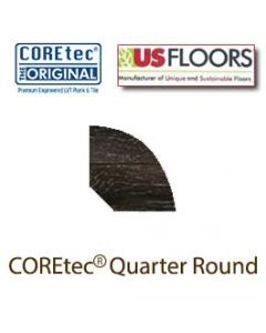 "Hudson Valley Oak Quarter Round Molding for 50LVP708 | Hudson Valley Oak COREtec 7"" Collection by US Floors"