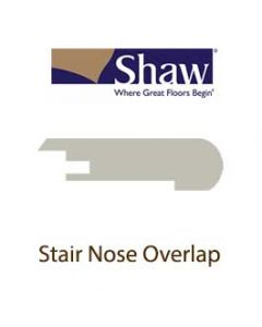Rich Acacia Stairnose Molding by Shaw | SVST2_00683