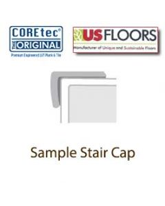 Generic Stair Cap for COREtec Collection by US Floors