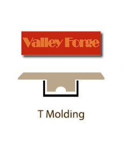 T-Molding for Almond by Valley Forge