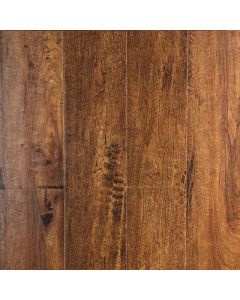 """Amber 5"""" Plank Laminate Floor, Valley Forge """""""