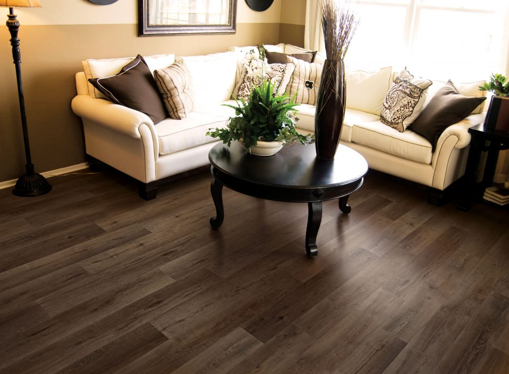 Canary Oak floor by USFloors® from the COREtec Plus Enhanced Plank collection | SKU:50LVPE763