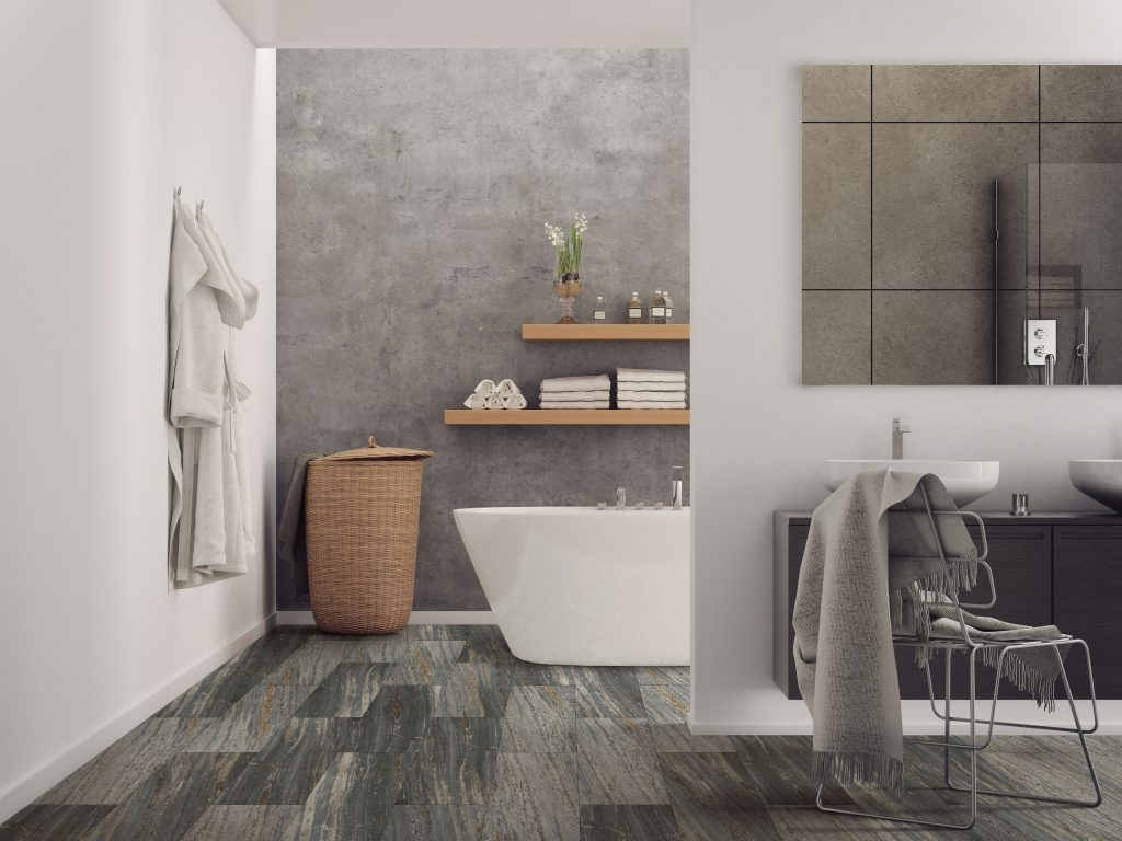 Orion floor by USFloors® from the COREtec Plus Enhanced Tile (USF) collection | SKU:50LVTE1211
