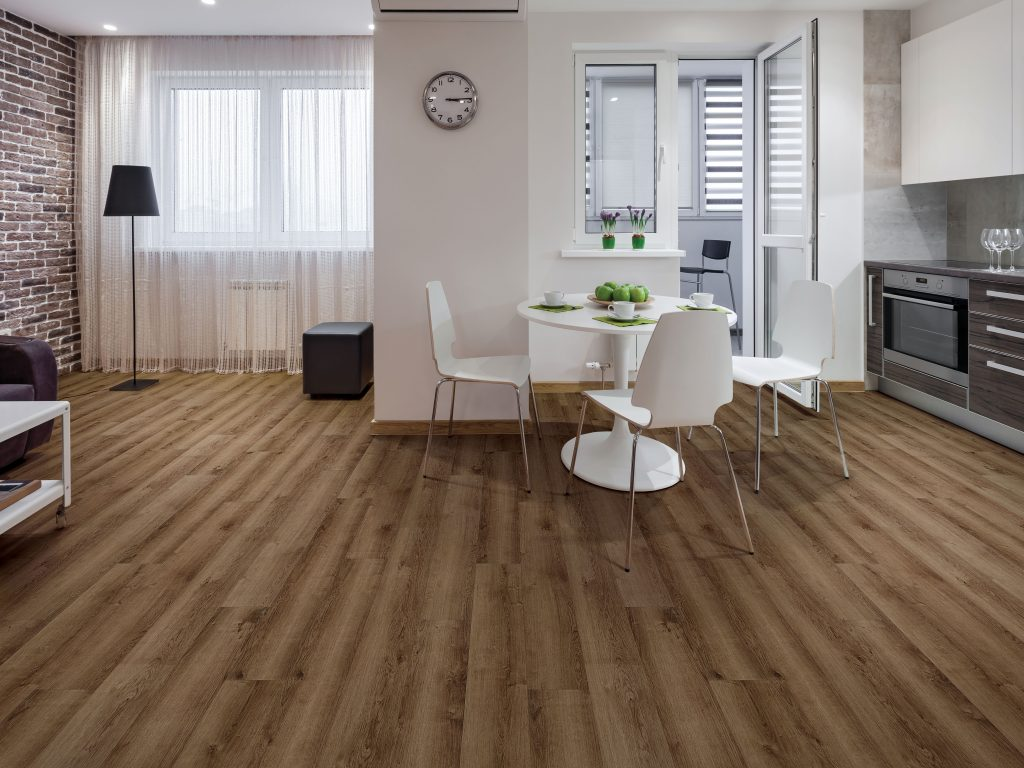 Monterey Oak floor by USFloors® from the COREtec Plus (USF) collection | SKU:VV017-01004