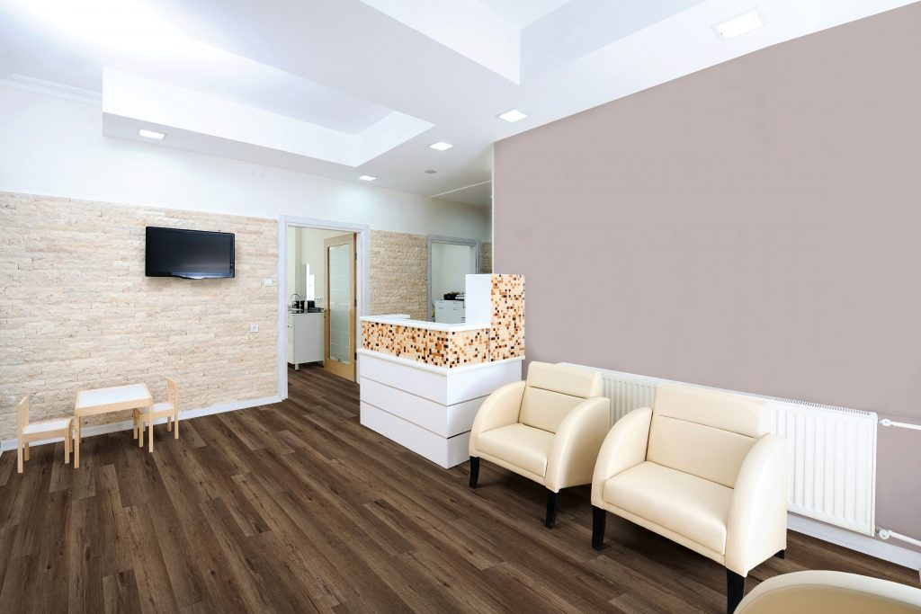 Chandler Oak floor by USFloors® from the COREtec Plus Pro collection | SKU:VV017-01011