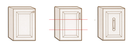 Cabinet Mounting Tips
