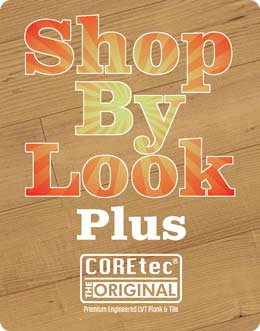 Shop by look coretec plus 5 inch call out