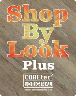 Shop by look coretec plus 7 inch call out